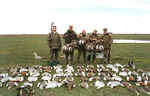 Argentina Goose Hunting